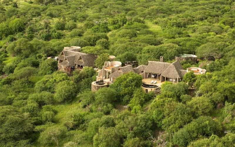 Ol Donyo Safari Lodge in Kenya