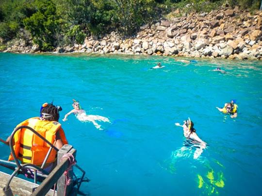 Lake Tanganyika Snorkelling