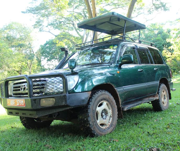 4x4 Car Hire at Kilimanjaro Airport