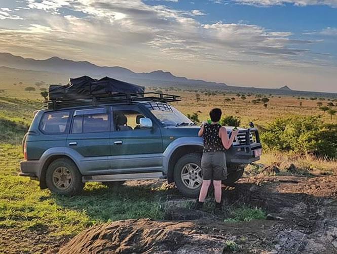 Tourism Restart - 4x4 Tanzania