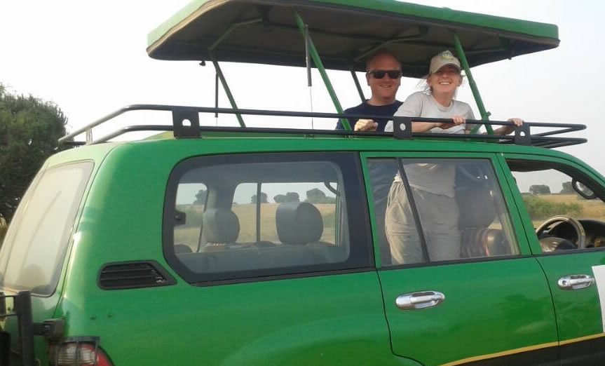 4x4 Rental with A Driver in Uganda